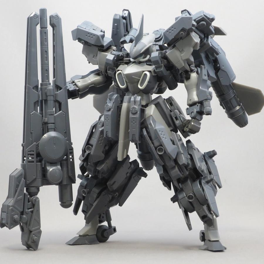 SA-16Ex/Adv ロングソード